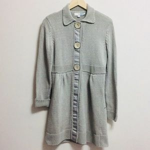 Anthropologie (Boden )Knitted trench (10)